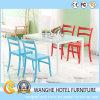 Madera sólida Windsor colorido de la ceniza de los muebles del hotel que cena la silla