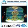 Tanque de peixes coral acrílico do tanque