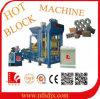 Halbautomatischer hydraulischer Betonstein, der Maschine (QT3-15, bildet)