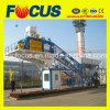 50~60m3/H planta concreta móvel, planta Yhzs50/60 de tratamento por lotes concreta móvel