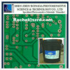 Etching紫外線Ink PCB Ink Blue Color Single Board a-2100