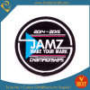 Jamz su ordinazione fa il vostro ricamo di campionato del contrassegno rattoppare (LN-0160)
