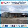Licht Frame Geprefabriceerd Staal die het Industriële PrefabHuis van de Ontwerpen van de Loods bouwen