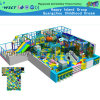 Indoor Playground Equipment Naughty Castle com Slide (H14-00714)