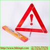 Triangle d'avertissement de DEL, triangle r3fléchissante de la sécurité DEL