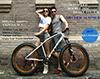 رياضة [موونتين بيك] تعليق شوكة درّاجة يعلن مع [26إكس4] بوصة سمين إطار العجلة درّاجة