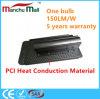 90W-150W ÉPI DEL avec l'éclairage routier matériel de conduction de chaleur de PCI