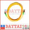 FC/APC 연결관 Sm 광섬유 접속 코드