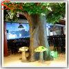 2015屋内装飾的なプラスチック人工的な生きているフィカスのプラント木