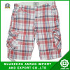 Casual Sport (VI-025)를 위한 100%Cotton Men Cargo Short Pants