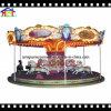 Portée 12 Joyeux-Aller-Autour de carrousel de matériel d'amusement pour l'amusement de famille