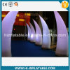 Sale caldo Event, Wedding, Party Decoration Inflatable Tusks Tube no. 12403 con il LED Light da vendere