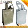 Saco não tecido Eco-Friendly dos sacos de Tote do certificado do GV