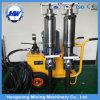 Diviseur de béton de roche de pierre d'essence de pression hydraulique/moteur diesel électrique/