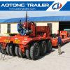 200-300 tonnes semi de remorque de véhicule lourd de Special
