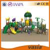 Tipo di plastica strumentazione della trasparenza del parco di divertimenti dei bambini