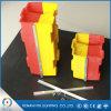 Moldes plásticos do bloco de cimento do molde do bloqueio material elevado de Quanlity PP para o molde plástico do tijolo do molde do tijolo da venda