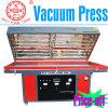 Bytcnc nenhuma máquina da imprensa da membrana do vácuo da manutenção para os painéis da porta do PVC