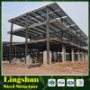 Рамка зеленой дома здания металла полуфабрикат стальная