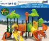 Cour de jeu extérieure Hf-12301 d'enfants de matériel glissière marine de caractéristique de diverse