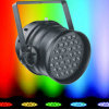 Verlichting van de LEIDENE Disco van het PARI de Lichte