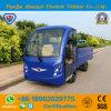 3トンの積載量の商業電気トラック