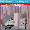 Рекламировать освещенное контржурным светом печатание знамя гибкого трубопровода