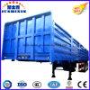 バルク貨物輸送のための半側面のトレーラー