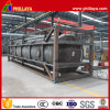 20ft oder 40ft Carbon Steel Fuel Transport Tank Container