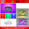 Lpsd12W RGB 12PCS*1W RGB LED 스트로브 빛 플라스틱 주거