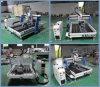 Holzbearbeitung CNC-Stich-Ausschnitt-Maschine/Hochgeschwindigkeits-CNC-Gravierfräsmaschine