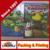 Varia impresión dura de lujo del libro de la cubierta con la impresión en offset de Cmyk (550192)