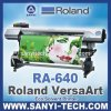 impresora de la flexión del 1.62m Versaart Ra640 Rolando, original y a estrenar