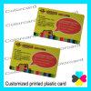 Cartão plástico personalizado Cr80