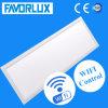 éclairage de panneau du contrôle DEL de WiFi de 72W 600X1200