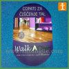 Customed Vinyl Floor Sticker Decals per Display (TJ-05)