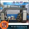 Nouveau type quatre machine d'impression flexographique de couleurs avec la commande de caméra