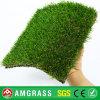 Erba sintetica di plastica all'ingrosso di alta qualità per il tappeto erboso artificiale dell'erba di via del giardino