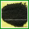 農業の有機肥料、NPKの黒い微粒の有機肥料