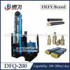 Máquina Drilling hidráulica montada esteira rolante de rocha do martelo de Dfq-200 DTH