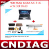 Icom A2+B+C + DELL D630 voor BMW Full Set met 2015.02 Software