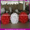 De hete Opblaasbare LEIDENE Bloem nam voor de Decoratie van de Gebeurtenis van het Huwelijk toe