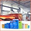 Sale caldo Auto Refinish 1k Orange Medium Silver Powder Paint