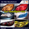 Self-Adhesive винил подкраской фары автомобиля снимает 30cmx9m