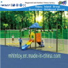 Equipamento Hf-18504 do campo de jogos do quintal dos balanços das crianças da série da combinação