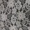 최상 크로셰 뜨개질 면 레이스 직물 (6256)