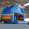 2015 muito Fun Cheaper Shark Inflatable Bouncer/Jumping Bouncer para Sale