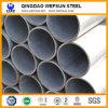 Tube rond d'acier doux de longueur de l'épaisseur 5.8m d'A36 0.4mm