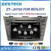 Lecteur multimédia de véhicule du système Wince6.0 pour JAC J7/Benjoy