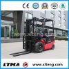 Kleiner Gabelstapler 2.5 Tonnen-elektrischer Gabelstapler für Verkauf